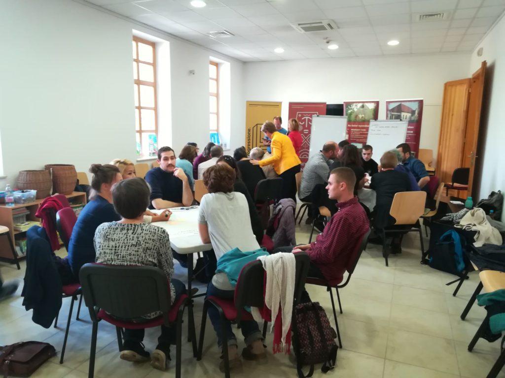 A 'Journey-projekt' százhalombattai tesztje